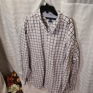 Tommy Hilfiger long sleeved casual button down